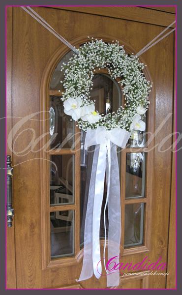 Dekoracje sto w dekorowanie sto w warszawa for Decoration porte entree pour mariage